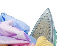 launderette in Brighton - Ironing